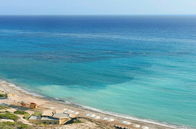 Пляж AfroditiBeach