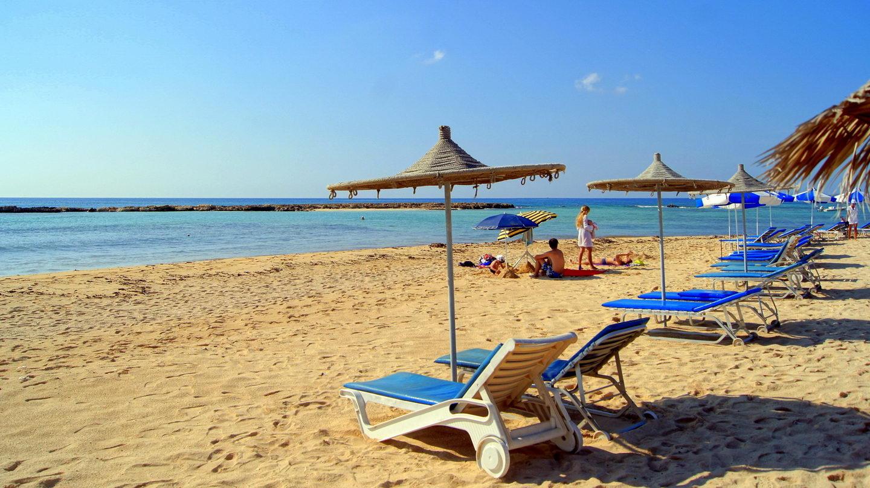 Пляж AgiaThekla