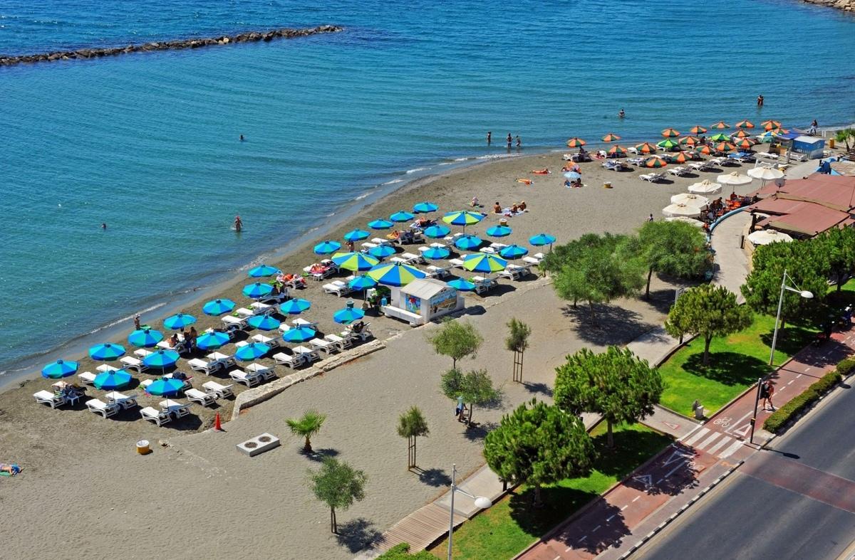 Пляж AktiOlympion