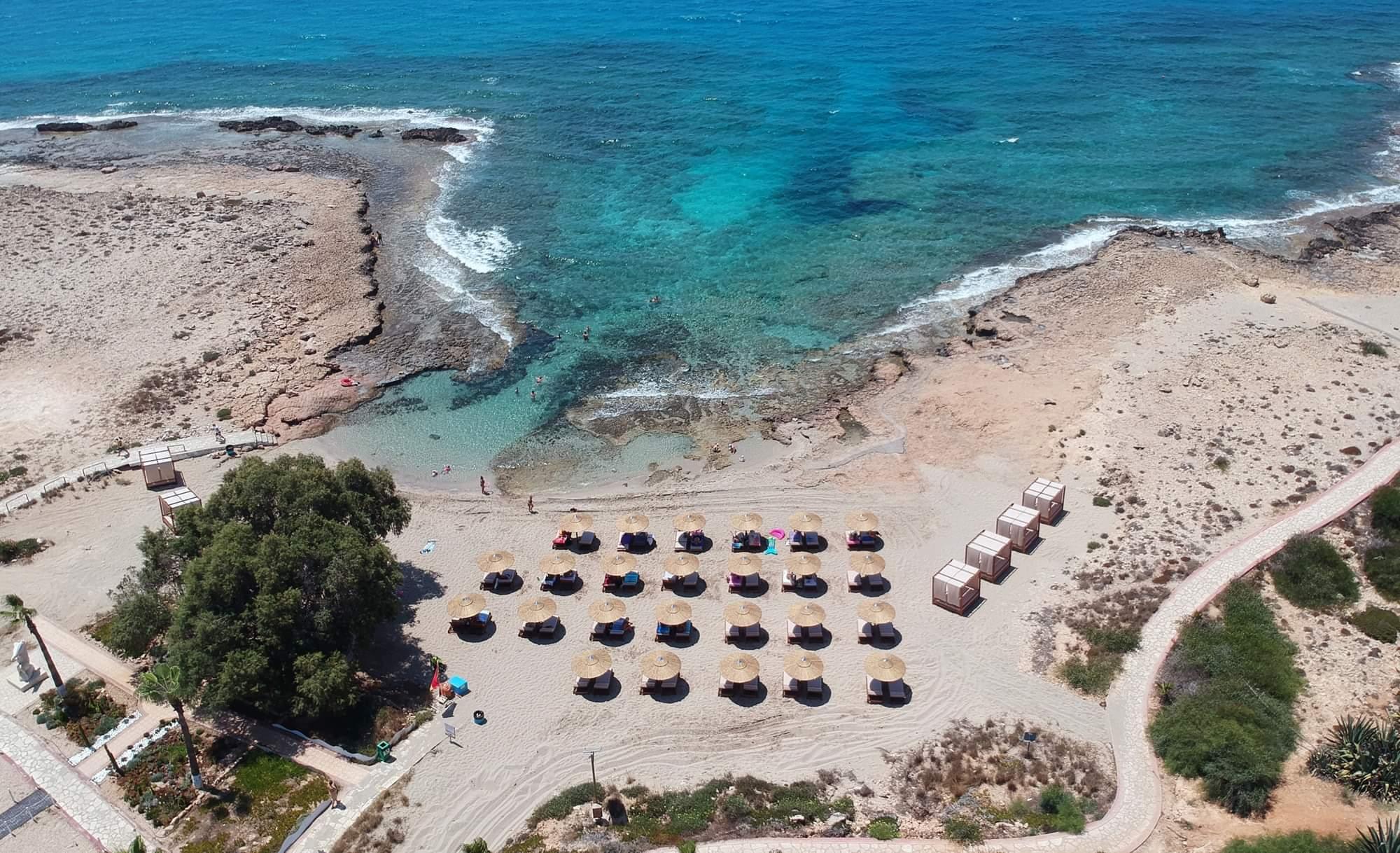 Пляж AmmosKambouri