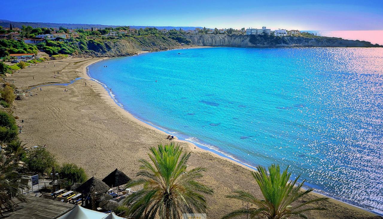 Пляж CoralBay