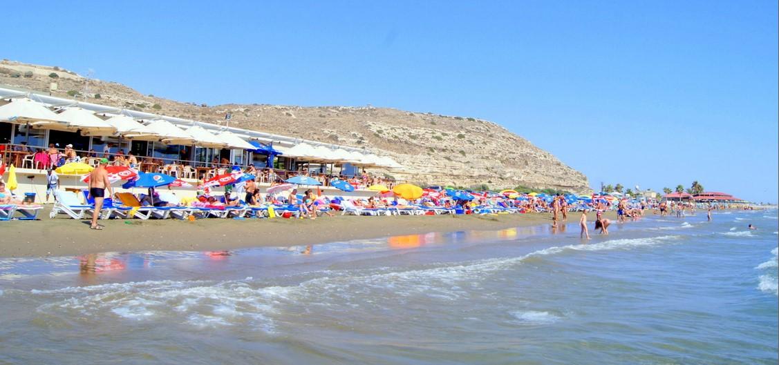 Пляж CuriumBeach