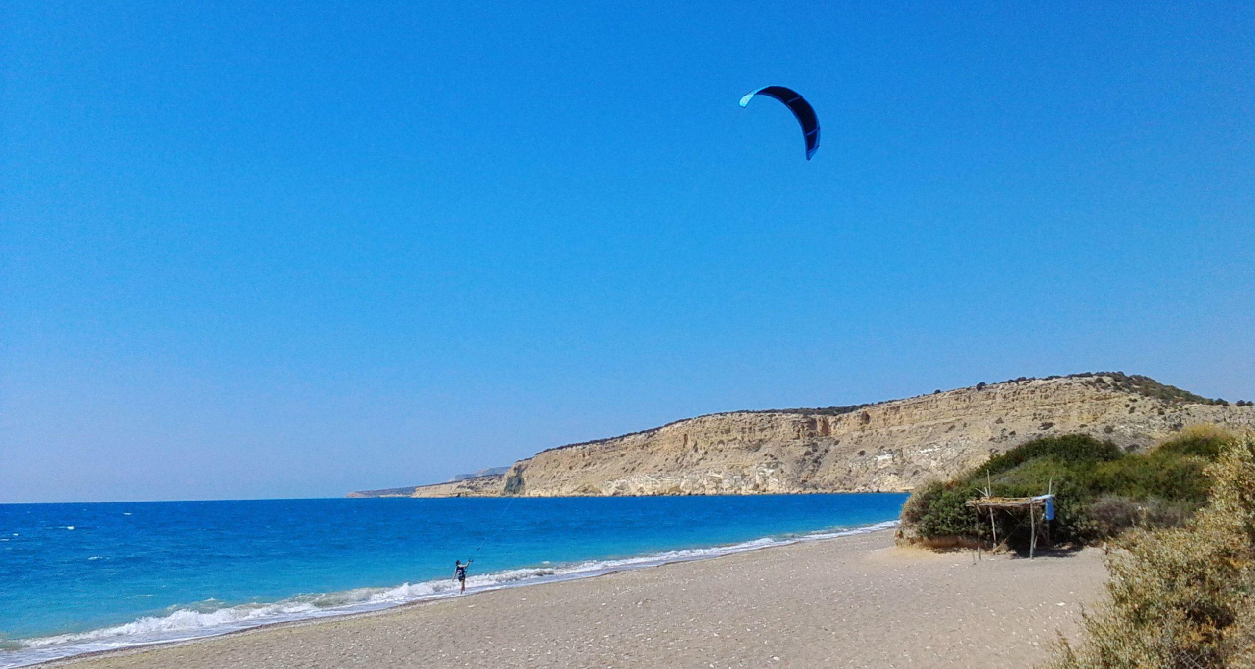 Пляж Paramali