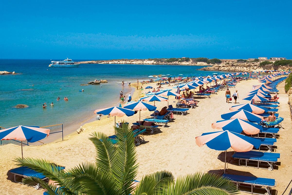 Бюджетный отдых на Кипре
