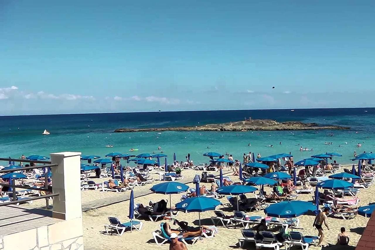 Сезоны отдыха на Кипре