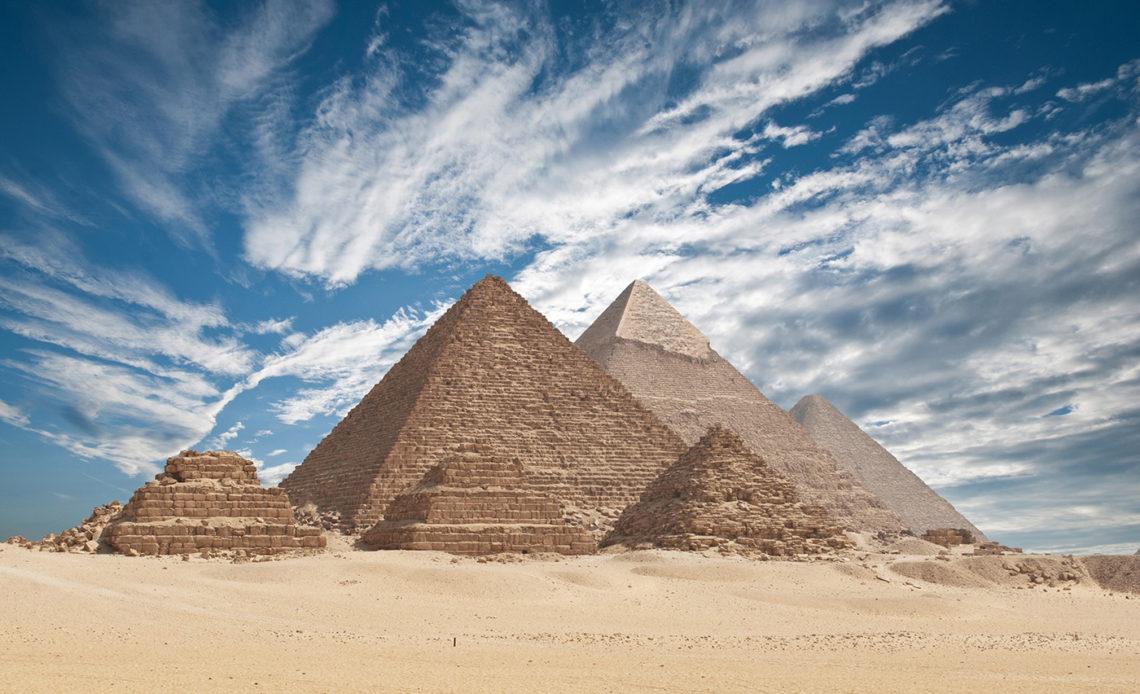 В какой части материка расположен Египет