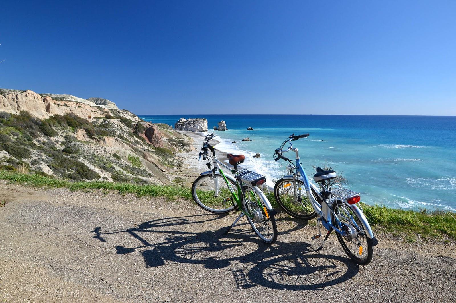 Прокат велосипедов на Кипре