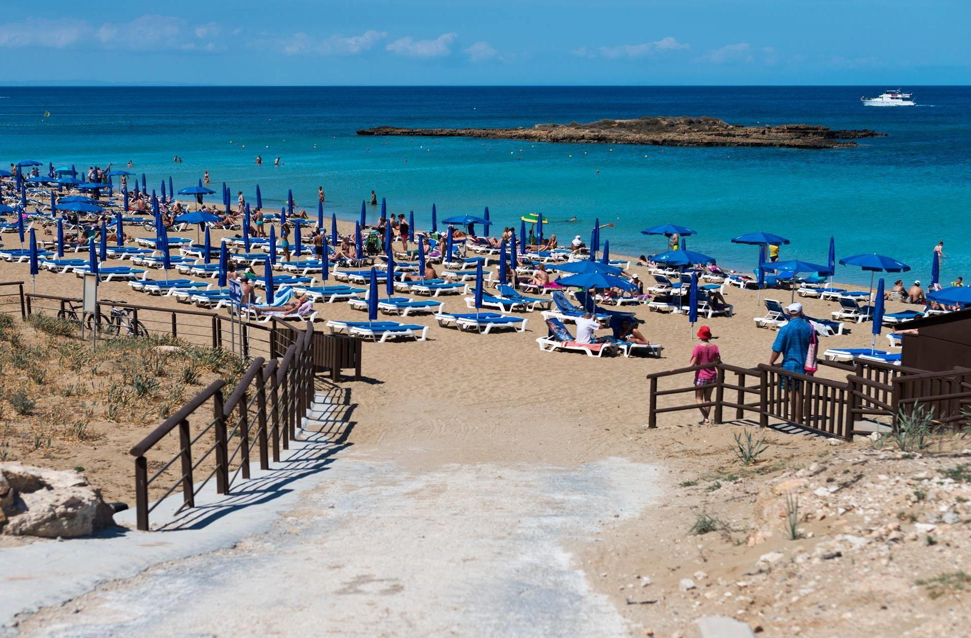 Цены пляжных услуг на Кипре