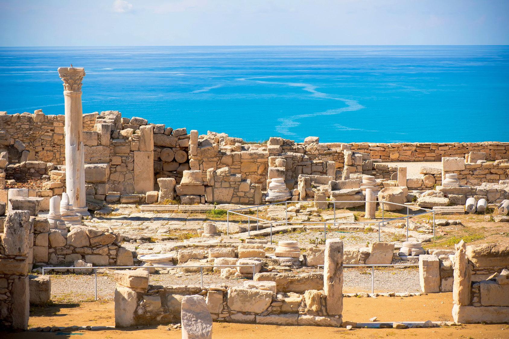 Достопримечательности на Кипре