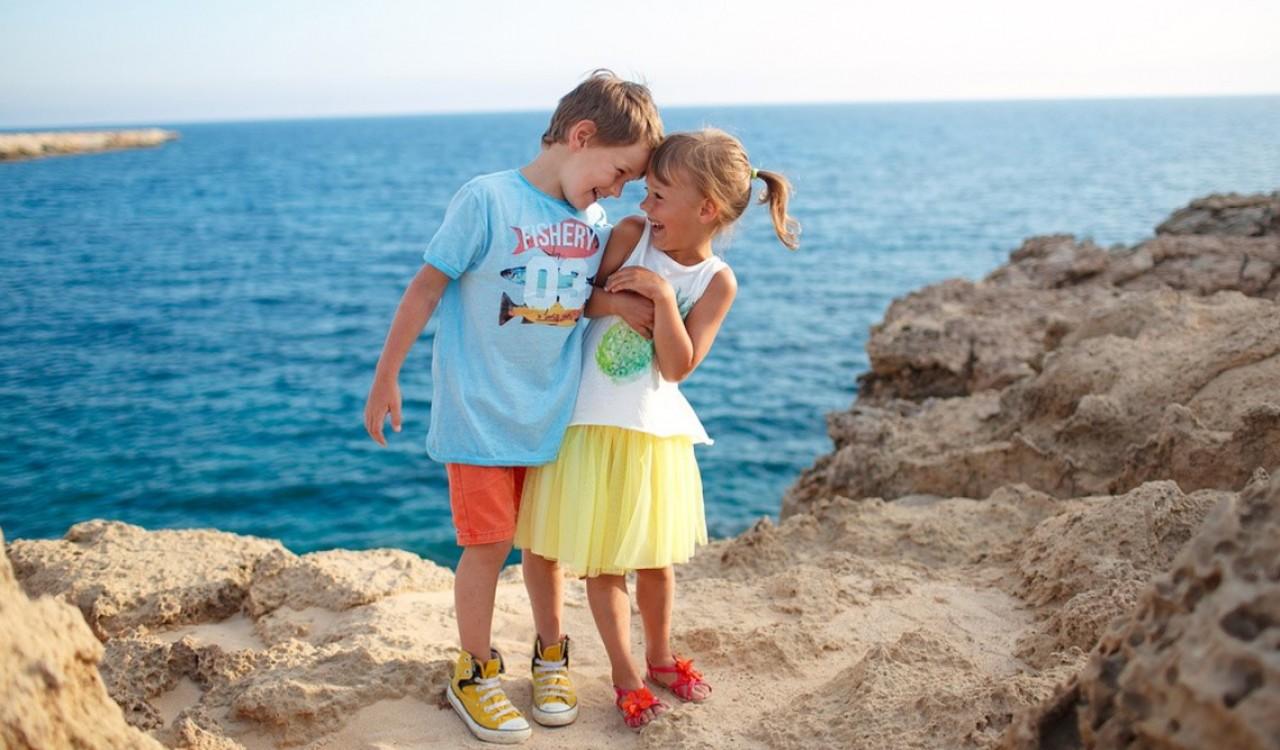 Детские вещи для отдыха на Кипре