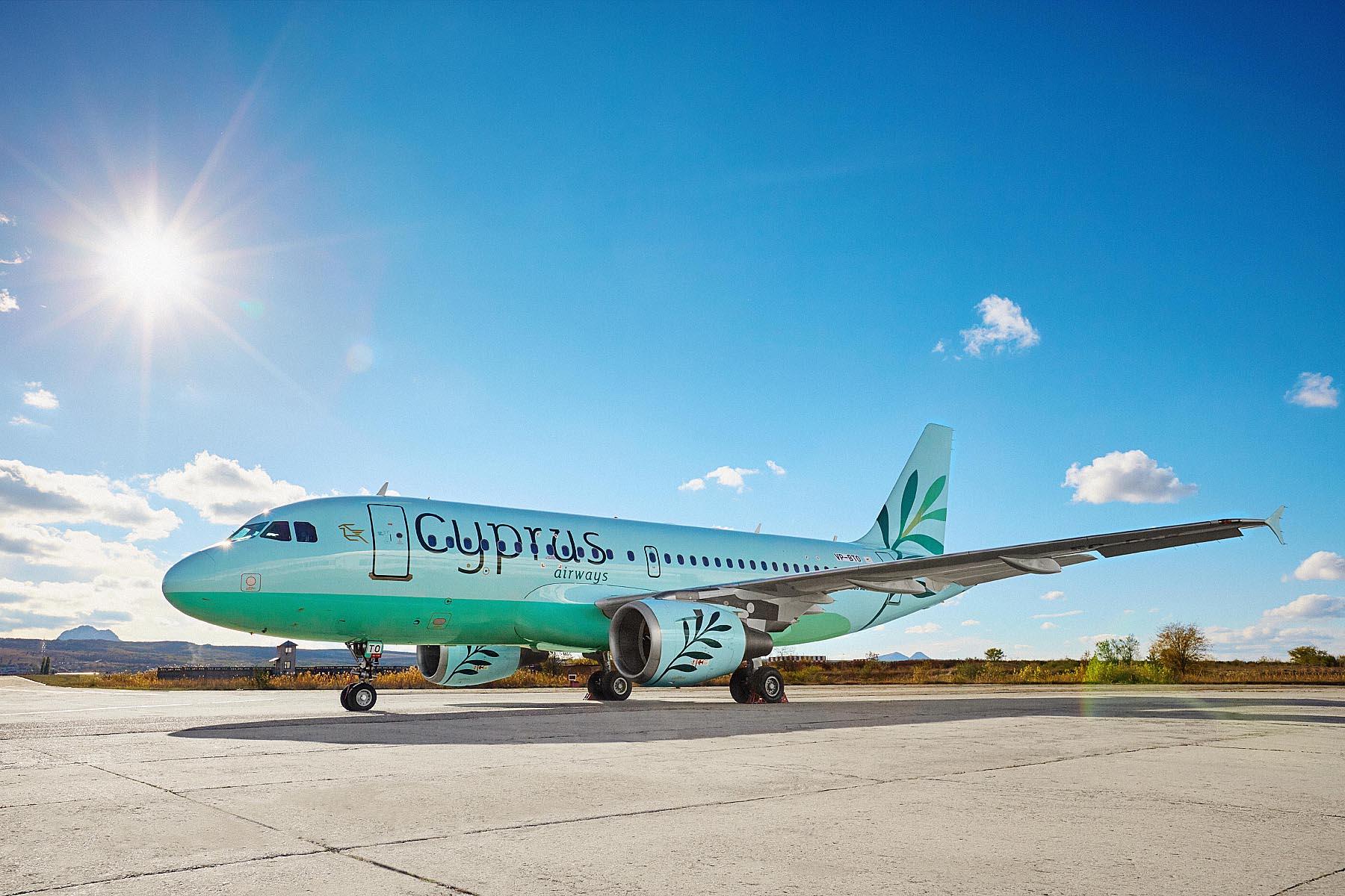 Авиакомпании, летающие на Кипр