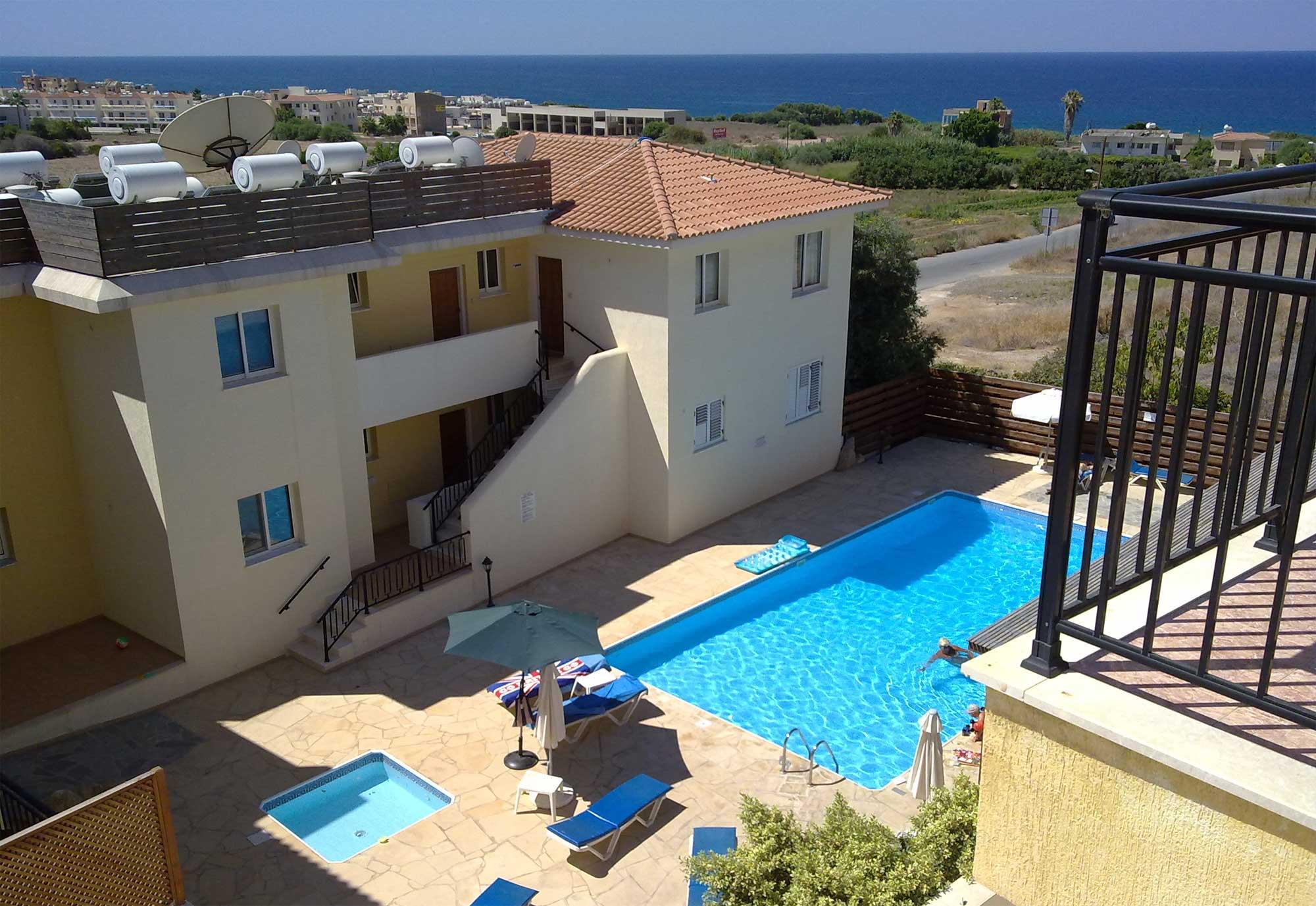 Цены на жилье на Кипре