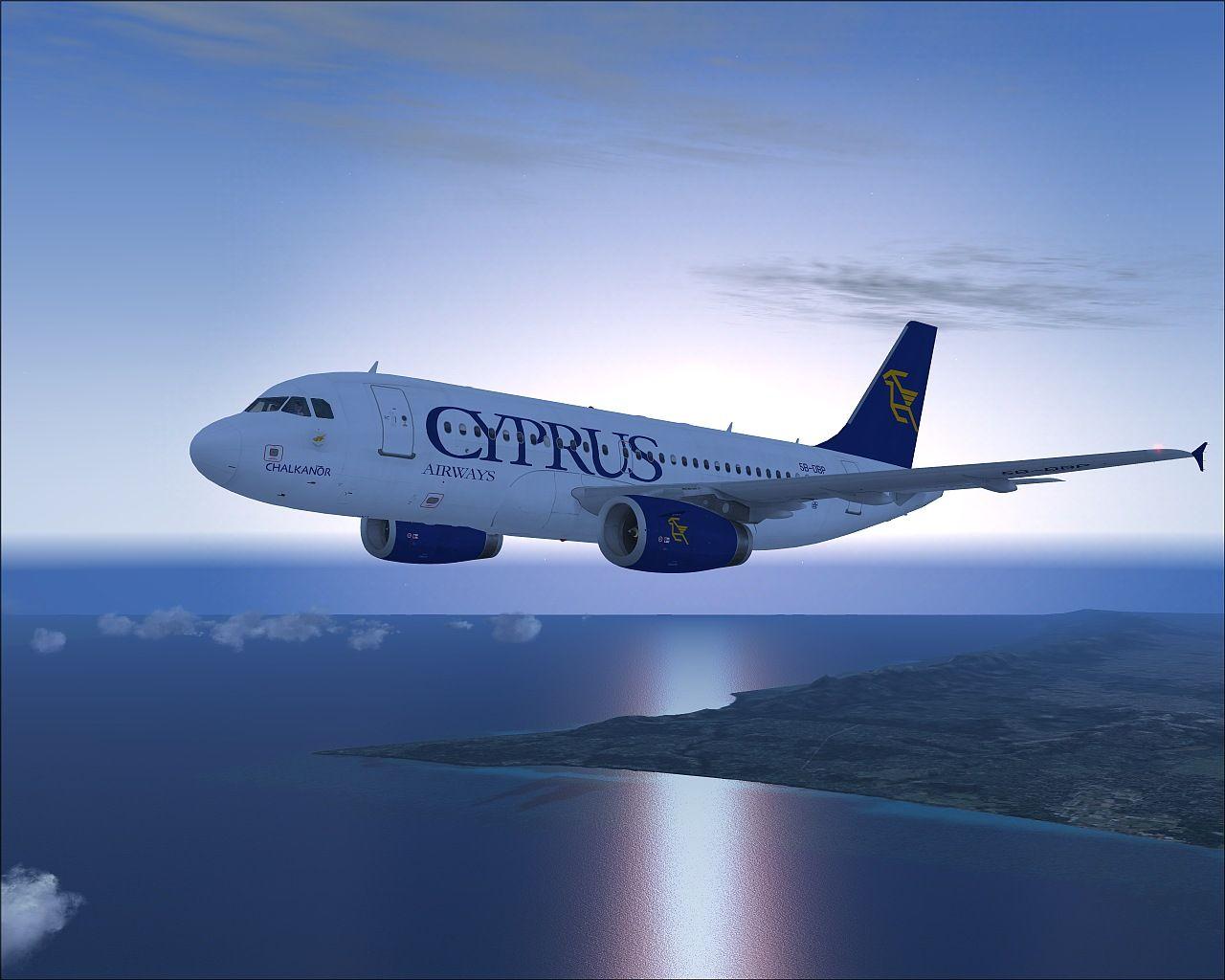 Сколько длится перелёт на Кипр