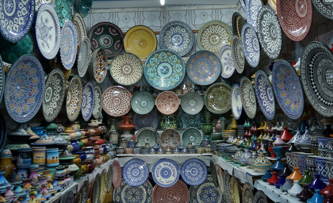 Что привезти из Марокко