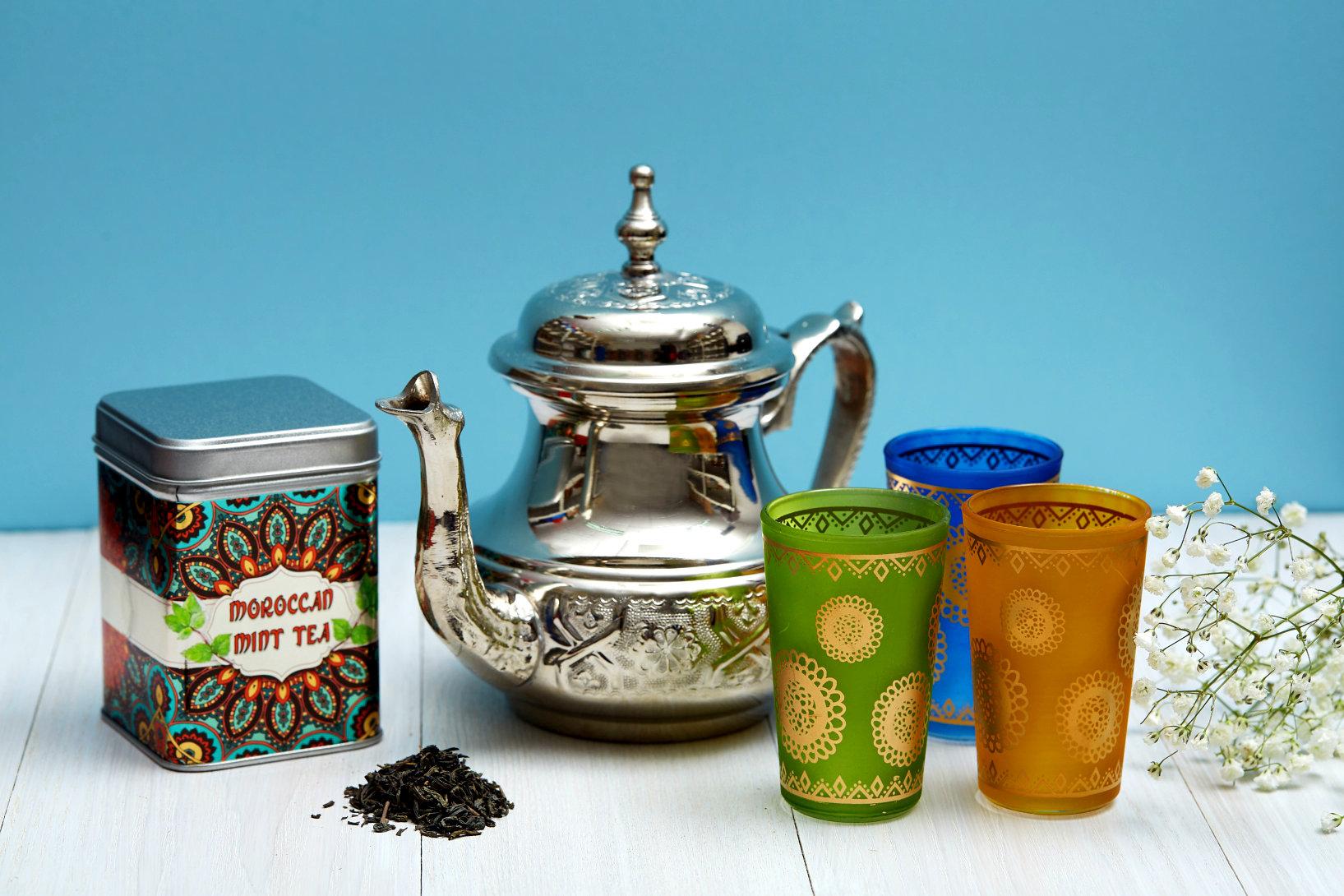Кофе и чай в Марокко