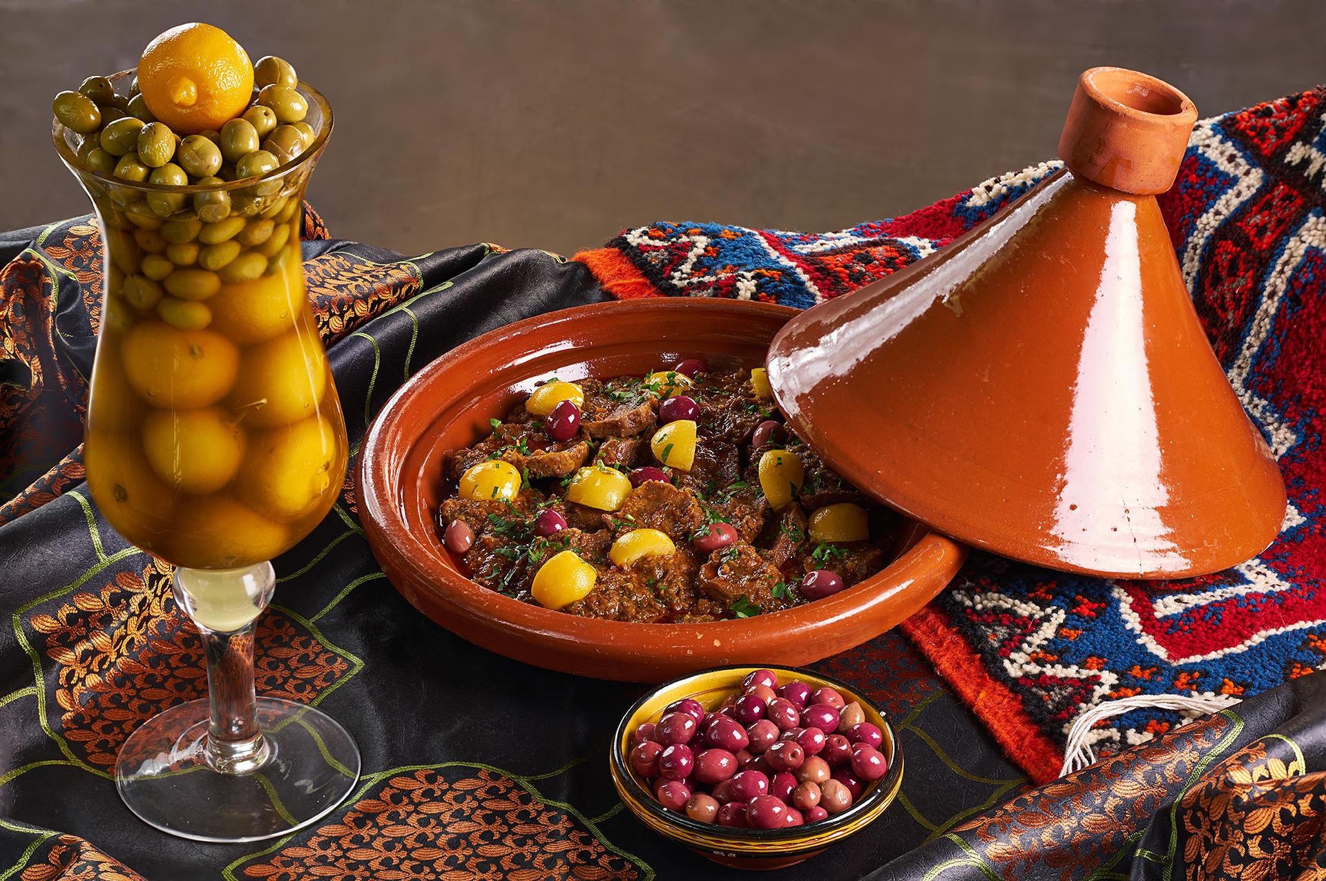 Таджин из Марокко