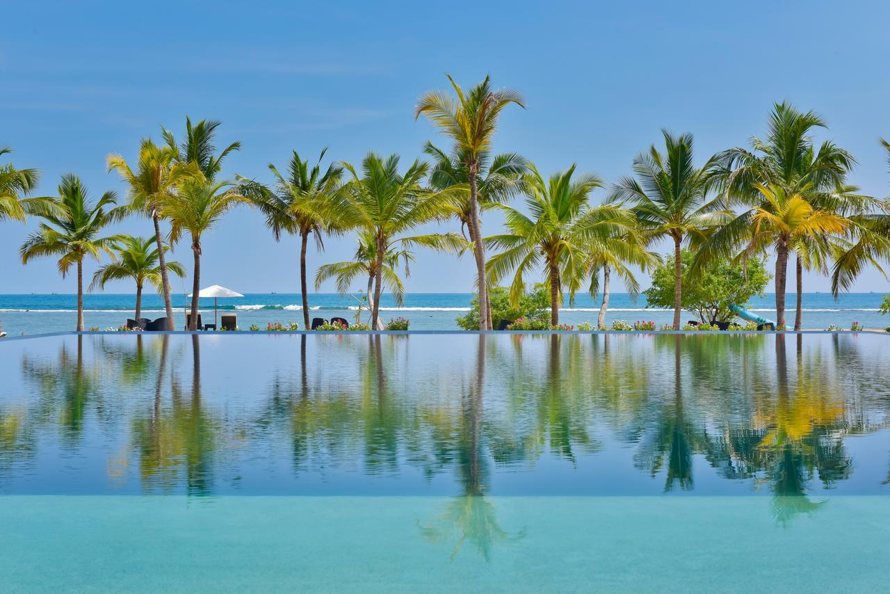 Пляж Пассикуда на Шри-Ланке