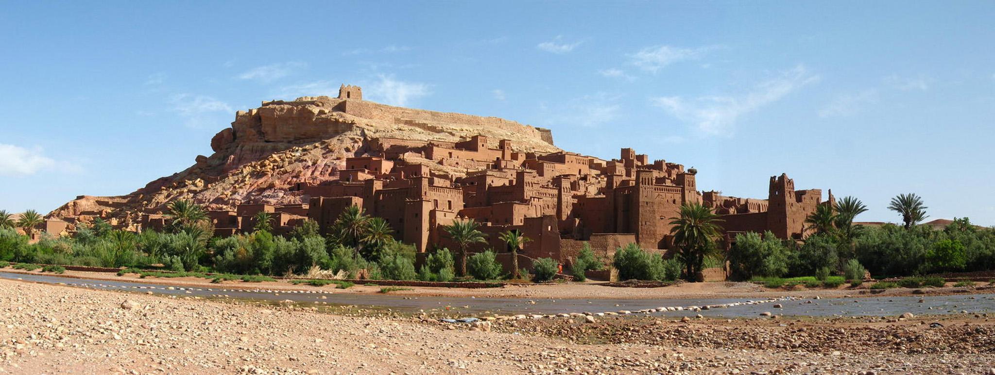 Как добраться до Марокко