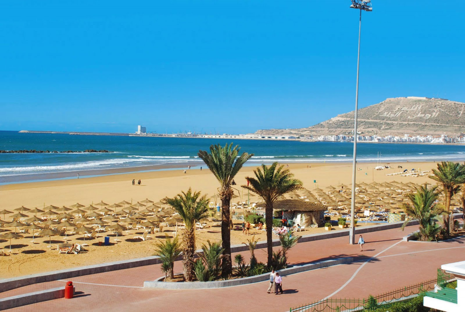 Лето в Марокко