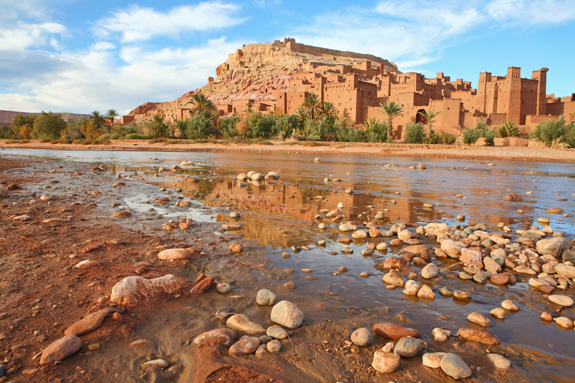 Осень в Марокко