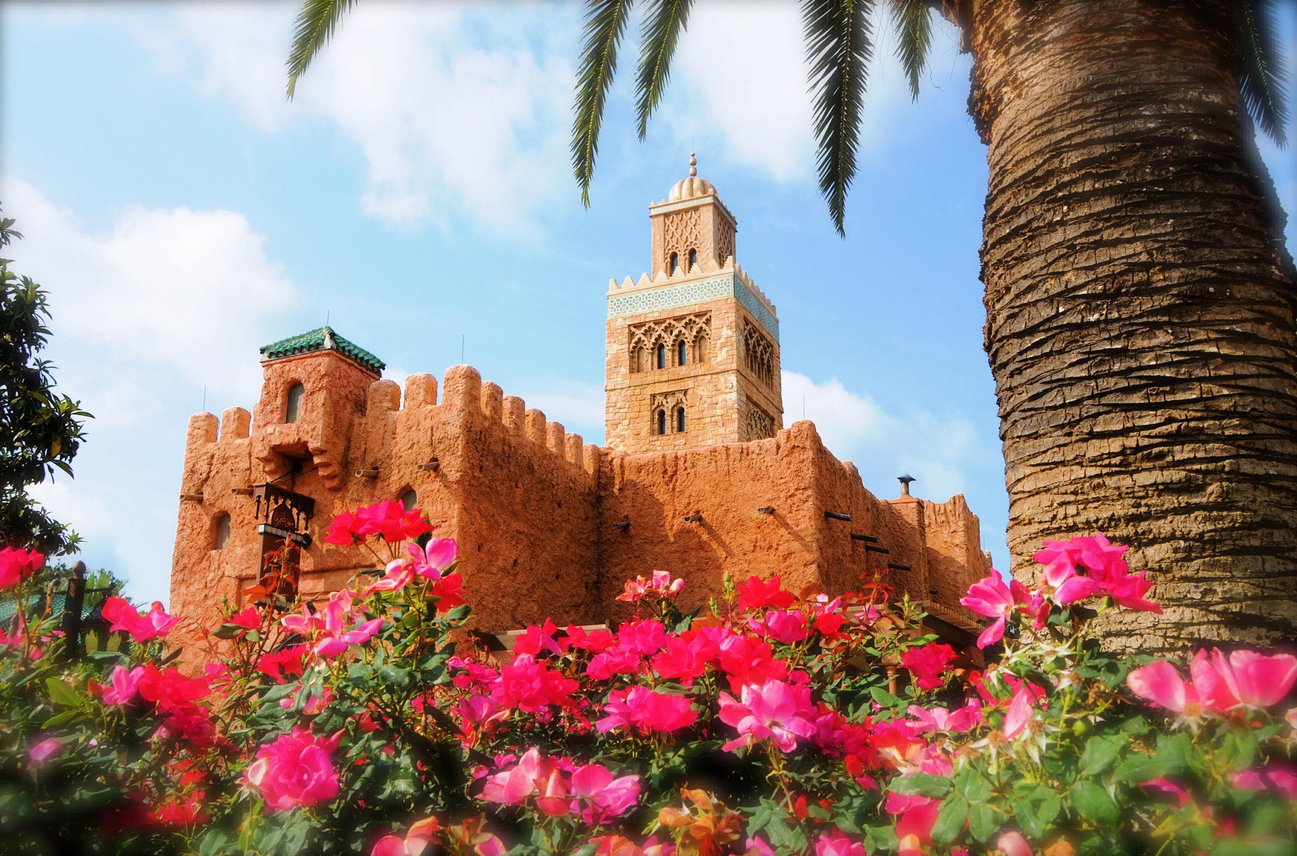 Весна в Марокко
