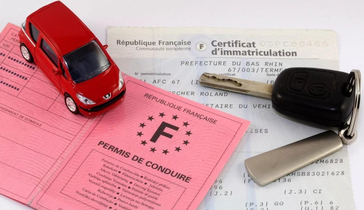 Особенности получения французских прав