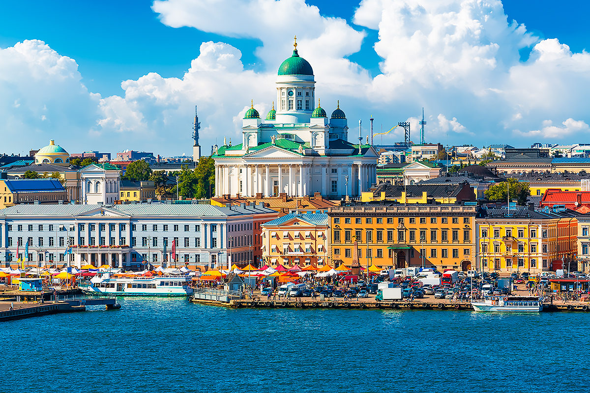 История присоединения Финляндии к РФ