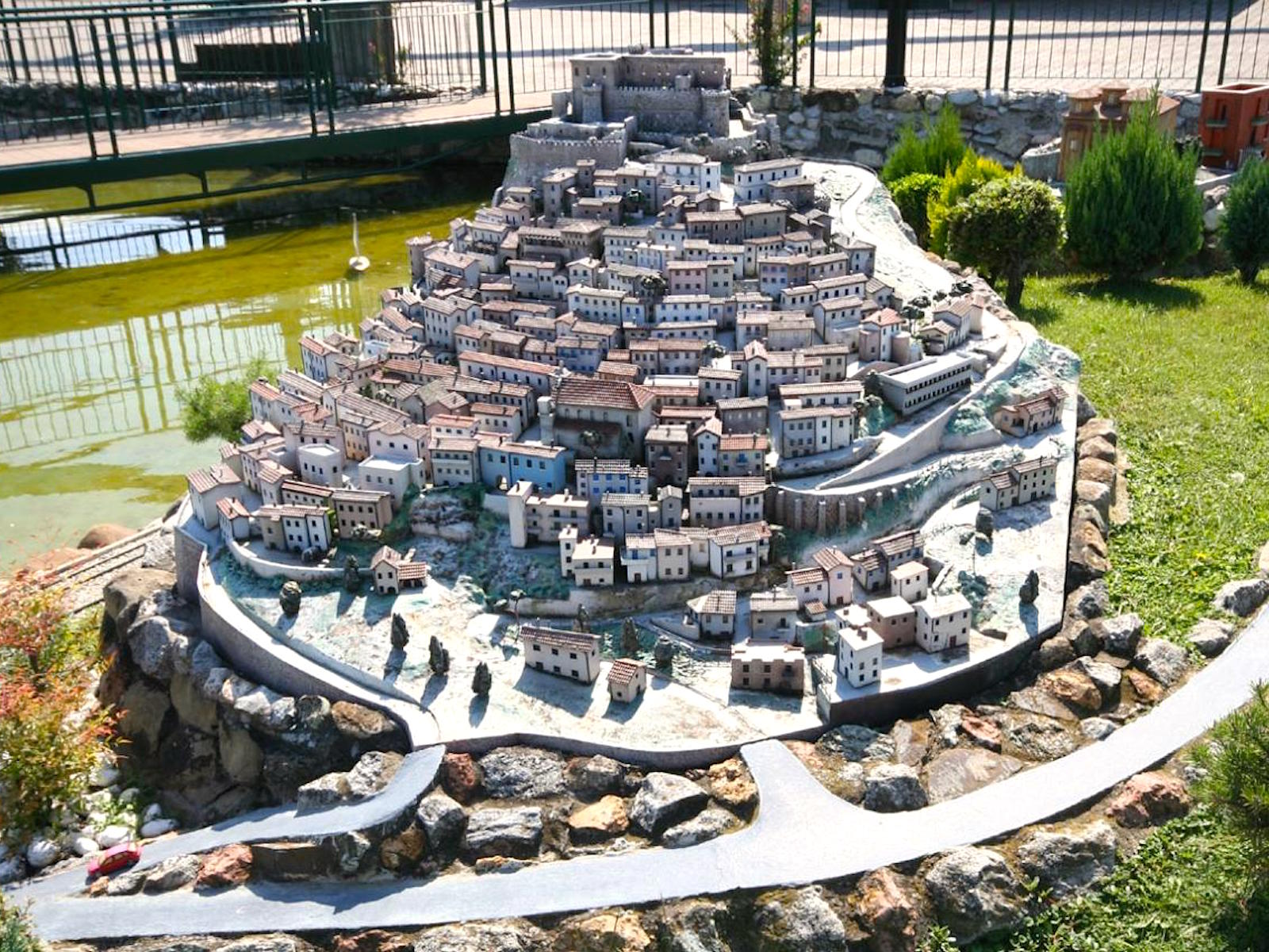 Парк Италия в миниатюре в Римини: где находится, как добраться