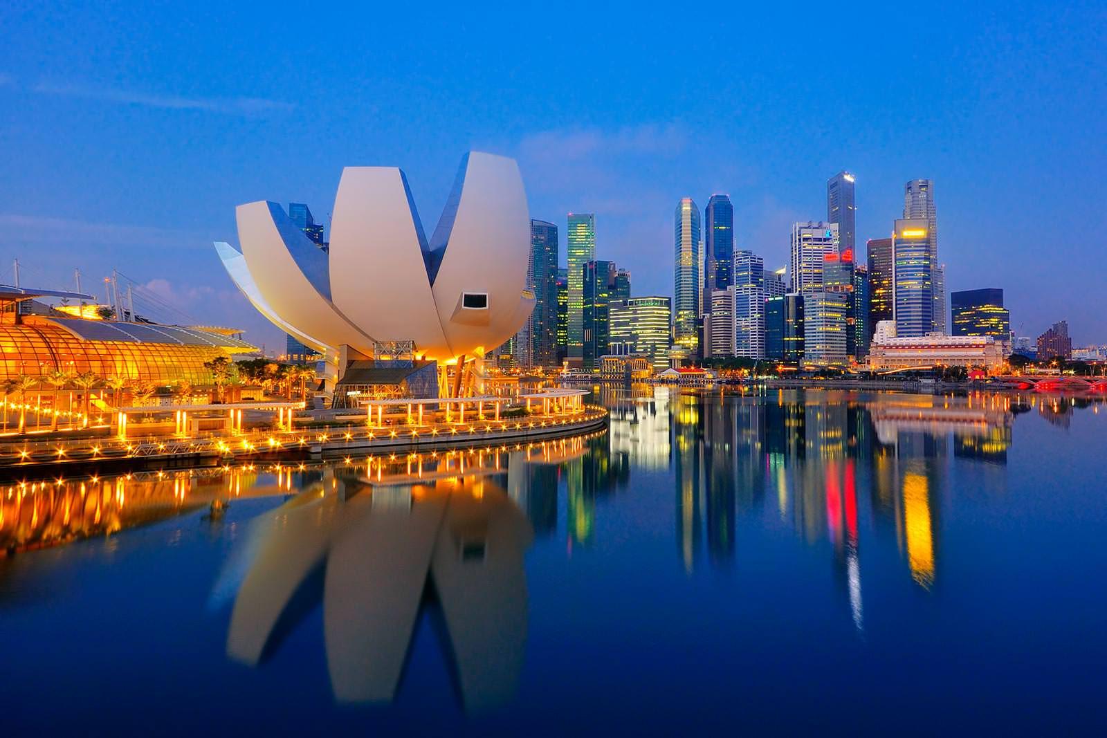 Последние изменения в правилах въезда в Сингапур