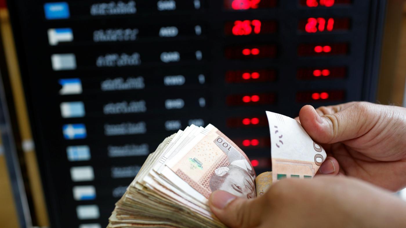 Обмен валют в Марокко