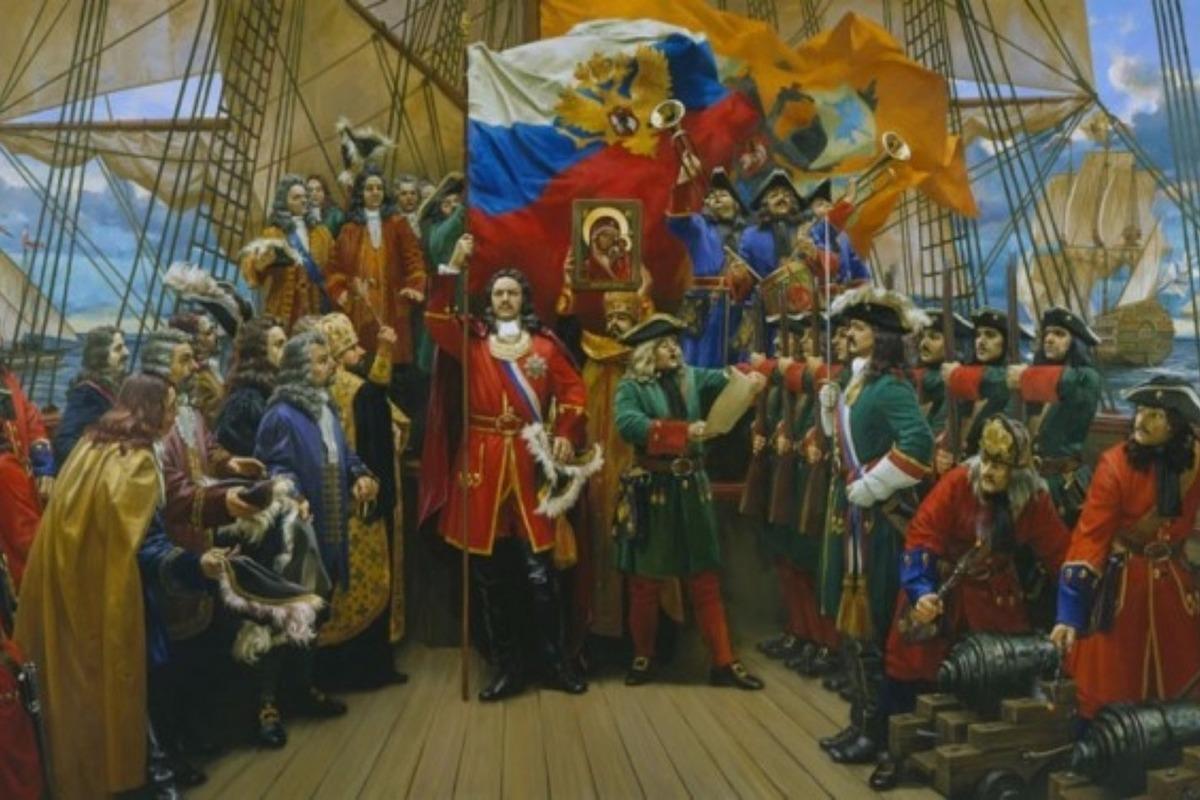 Россия в годы правления Петра I