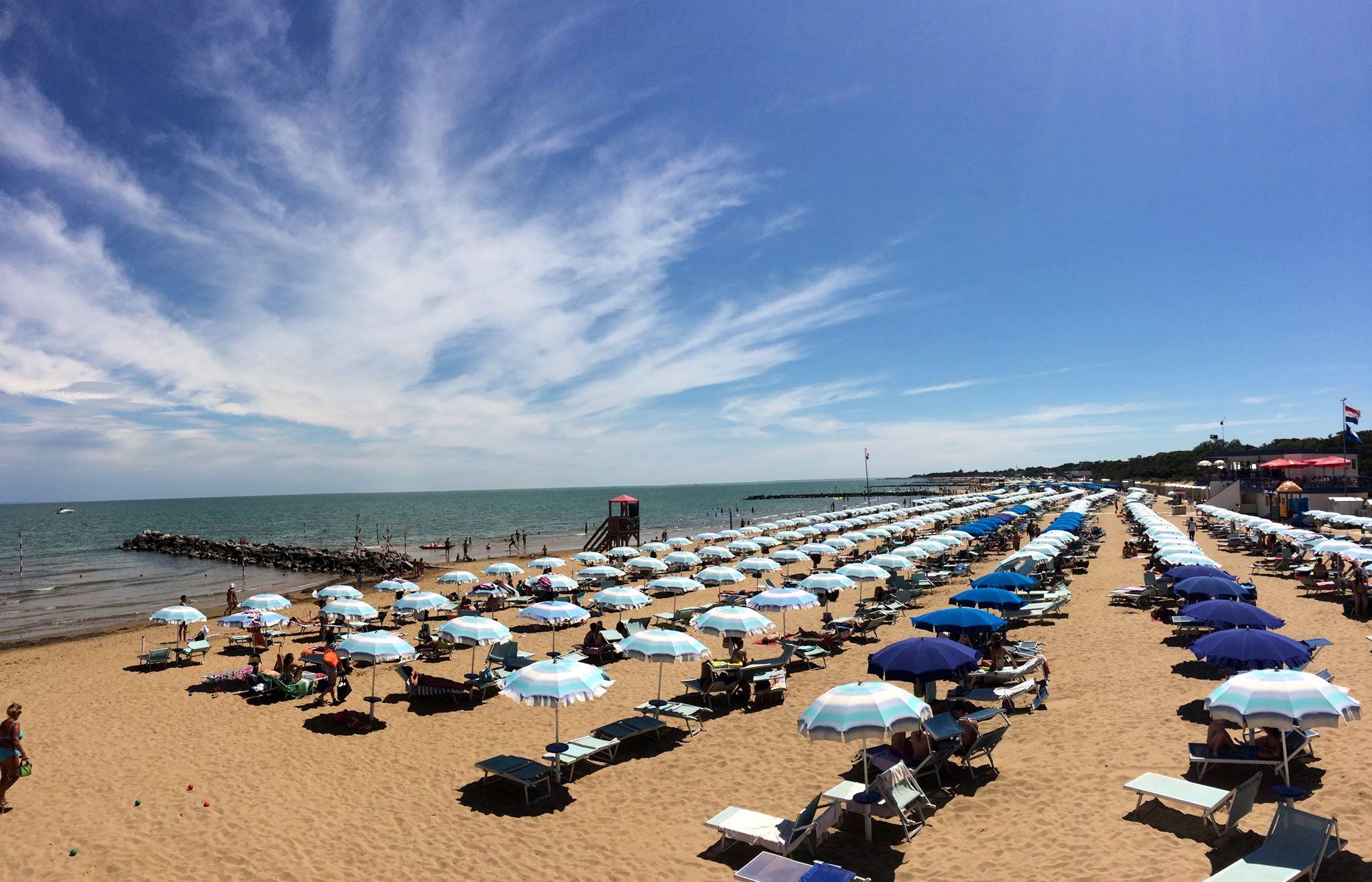 Пляж Линьямо