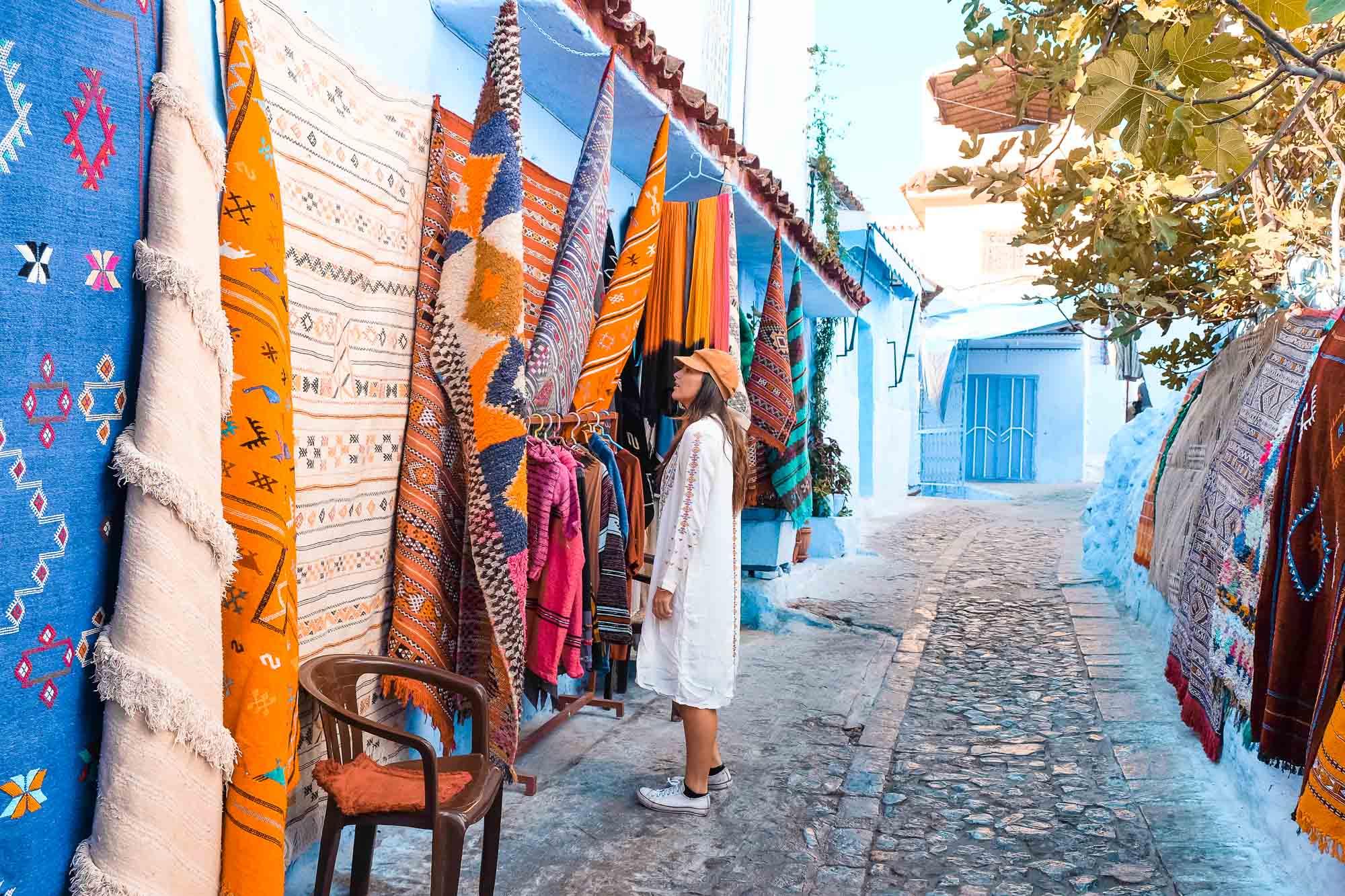 Расходы на отдых в Марокко
