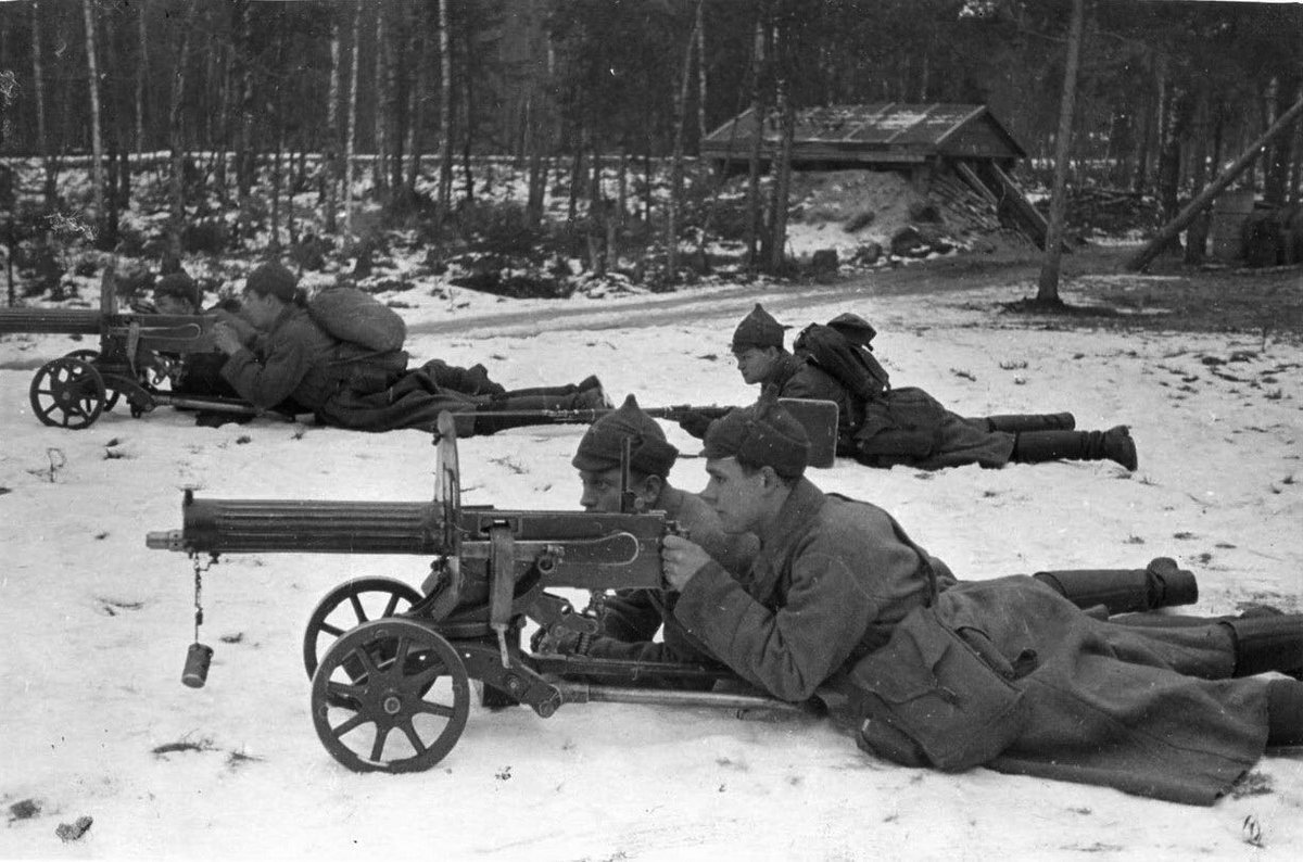 Почему началась советско-финская война