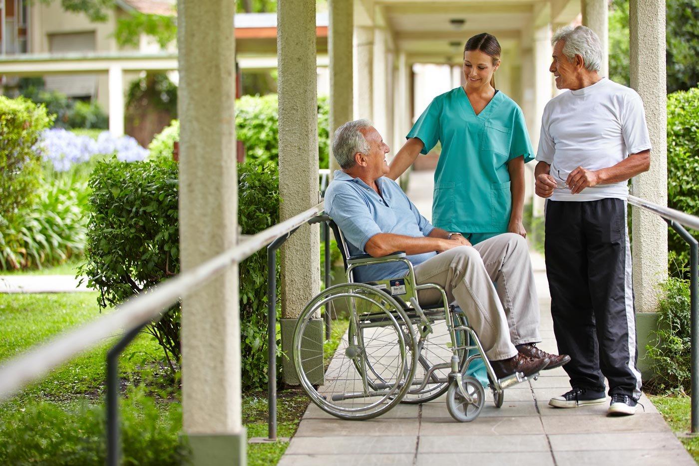 Как живут инвалиды и пенсионеры