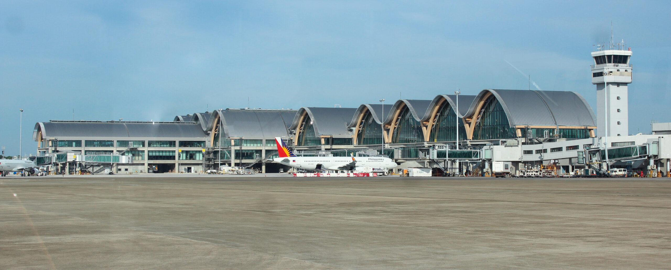 Фото аэропорта в Мактан-Себу