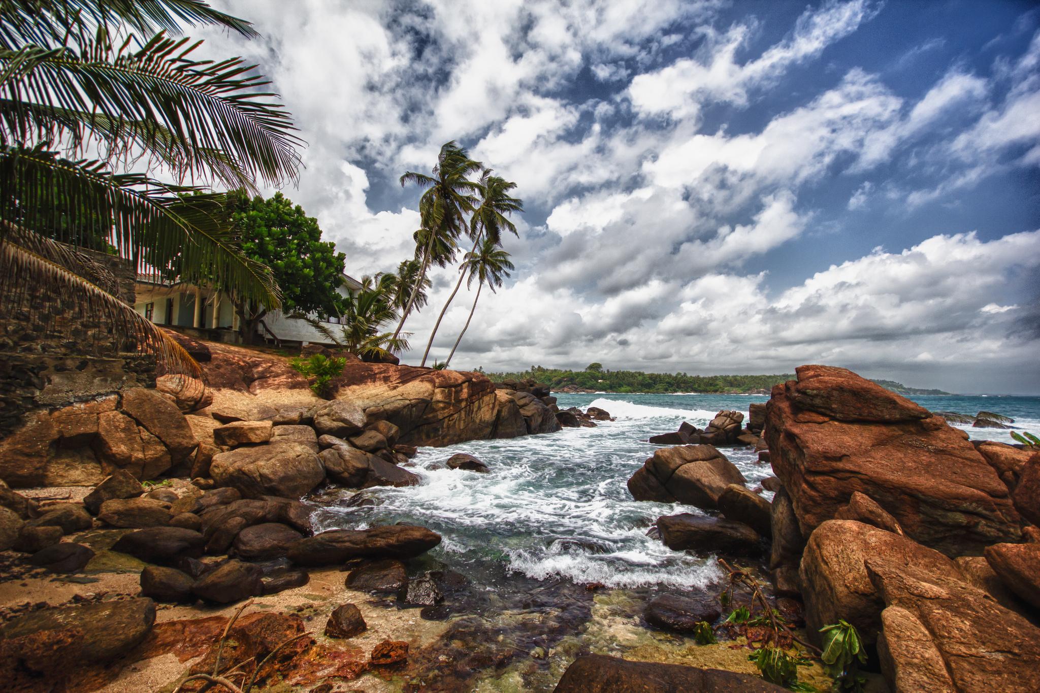 Фото местности на Шри-Ланке