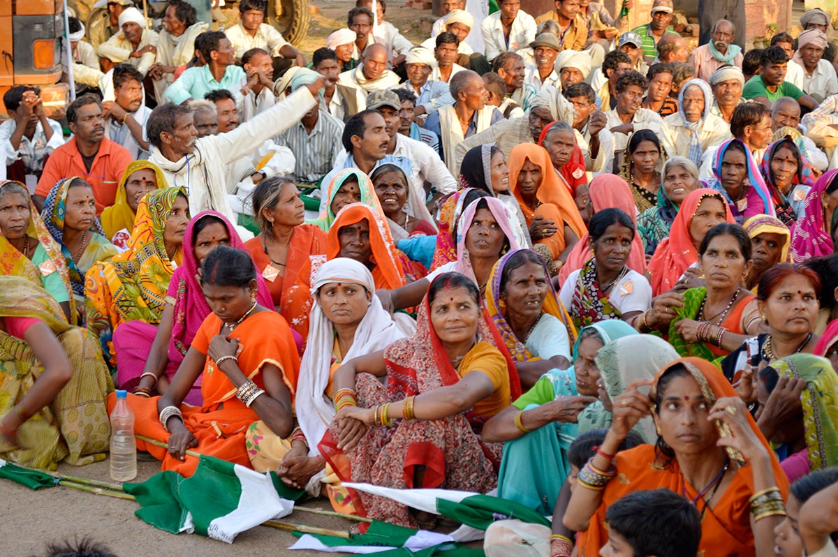 Фото населения Индии
