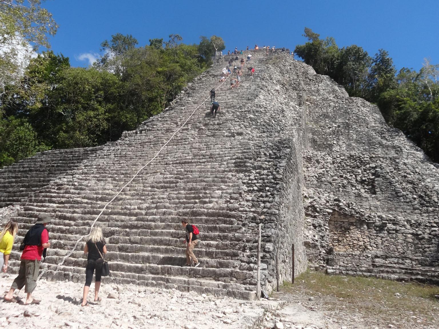 Фото экскурсии в Мексике