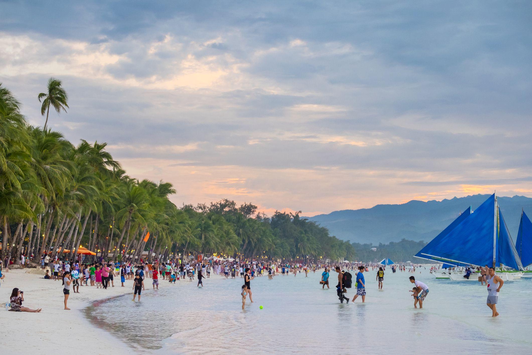 Фото отдыха на Филиппинах