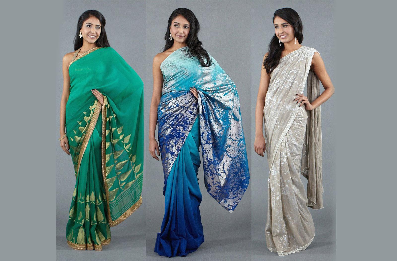Фото национальной одежды Индии