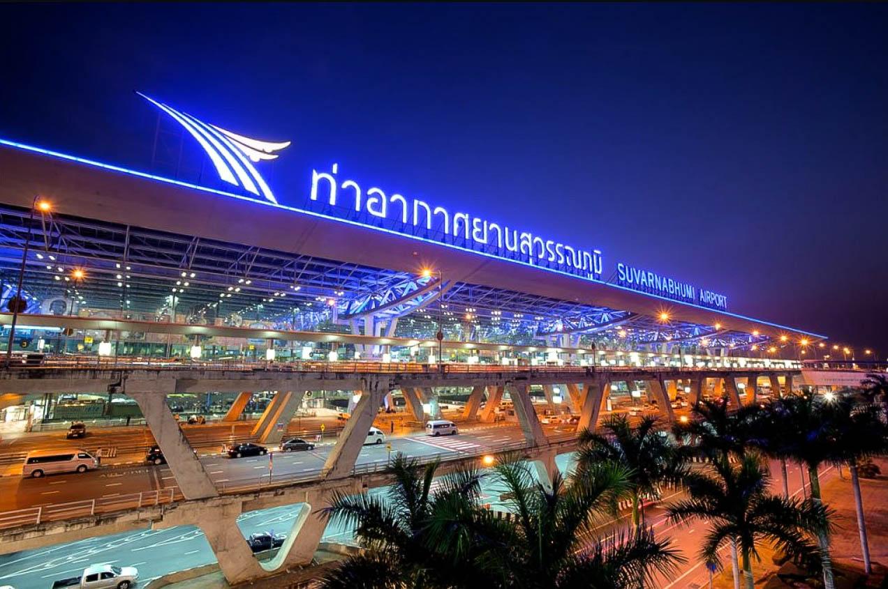 Фото аэропорта в Бангкоке