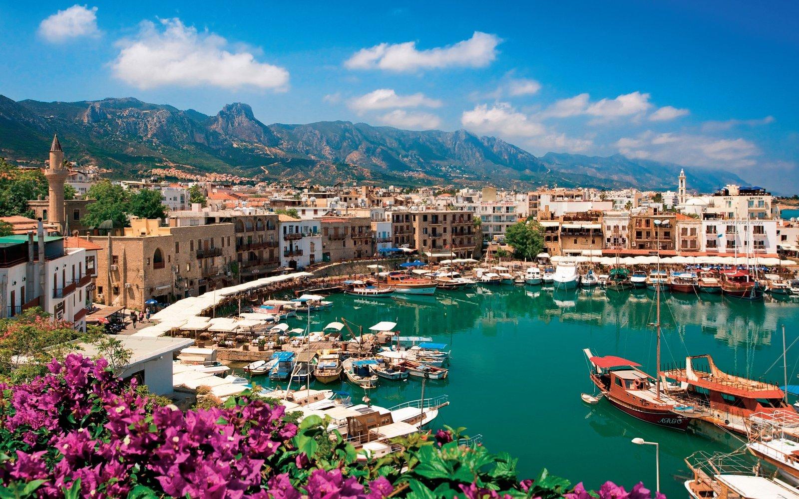 Фото побережья Кипра