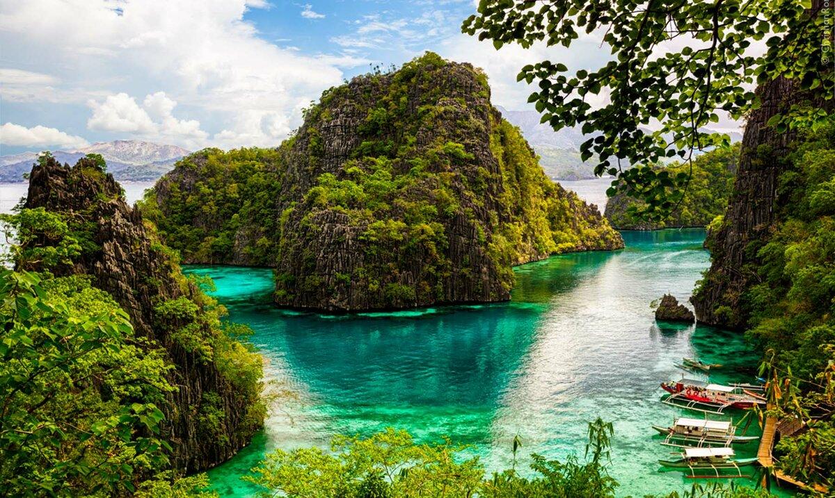 Фото острова Саламан