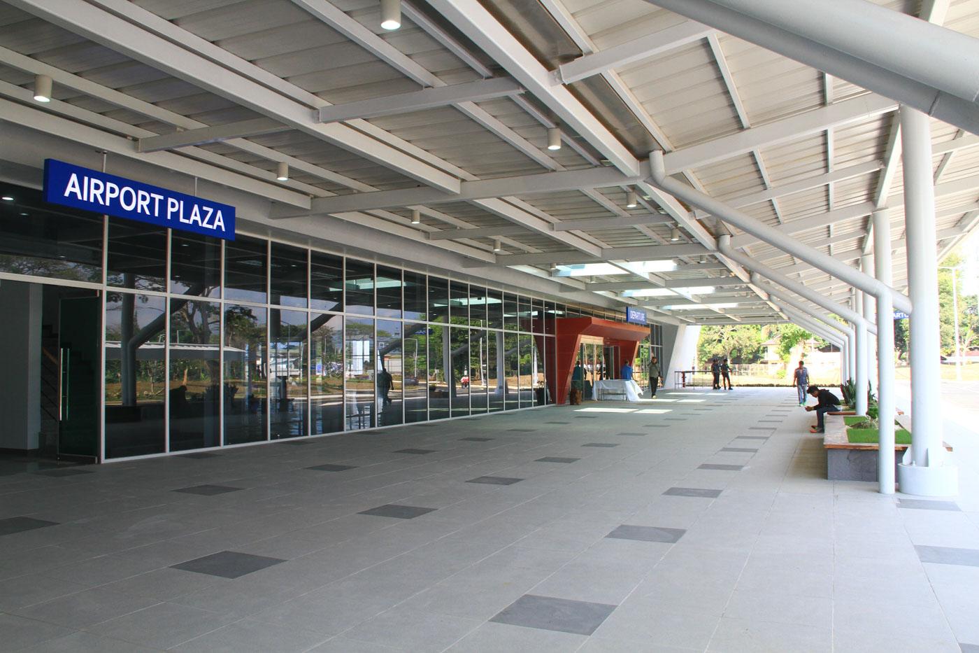 Фото аэропорта в Пуэрто-Принцесса