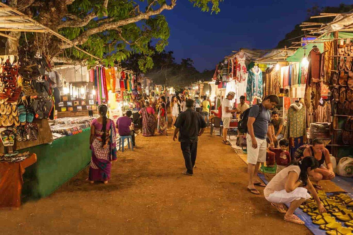 Фото туриста в Индии