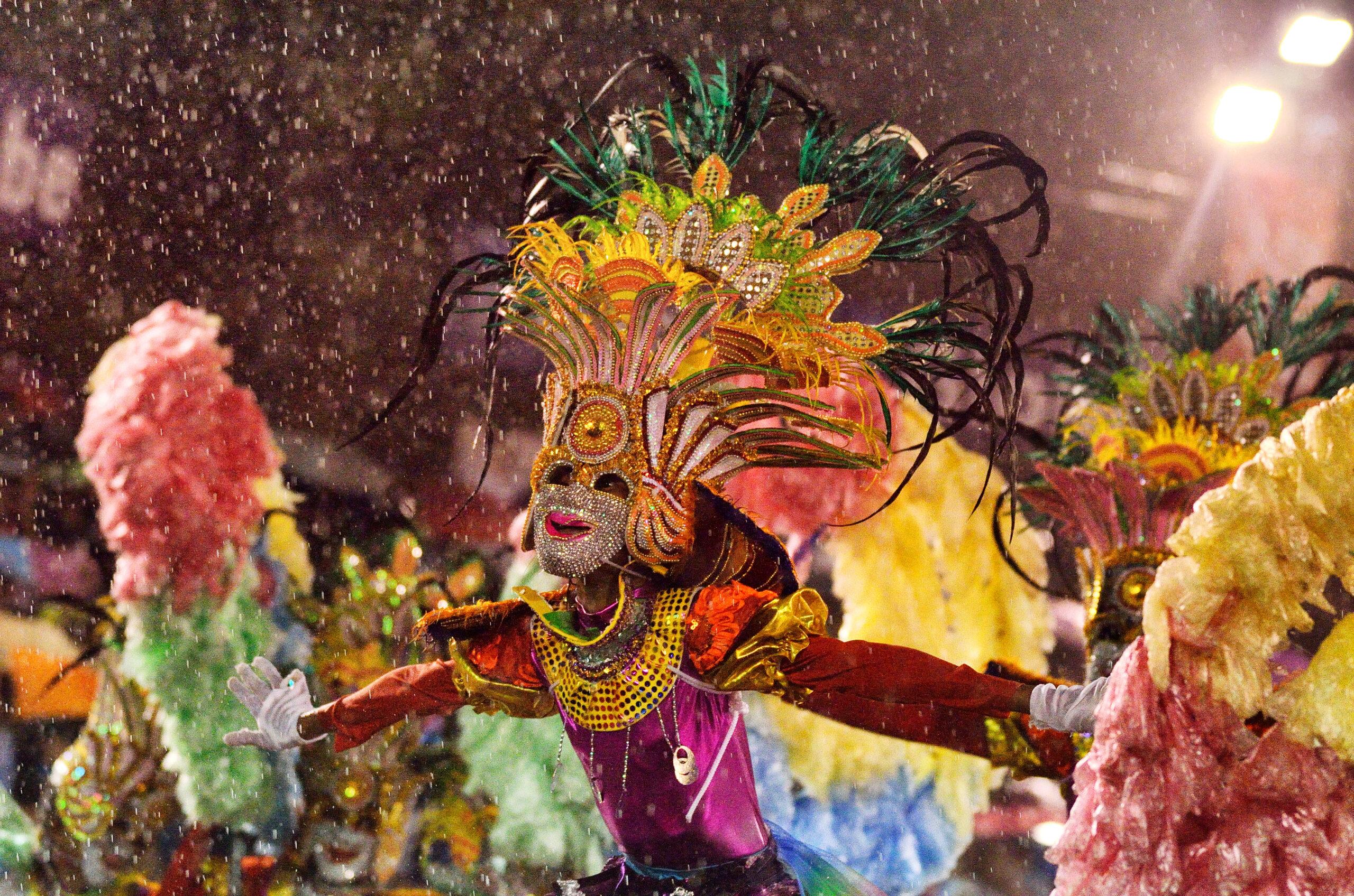 Фото Мексики в сезон карнавалов