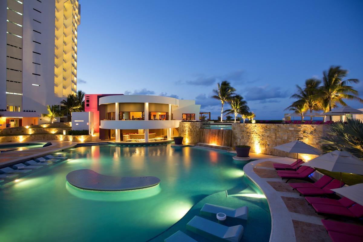 Фото отеля в Мексике