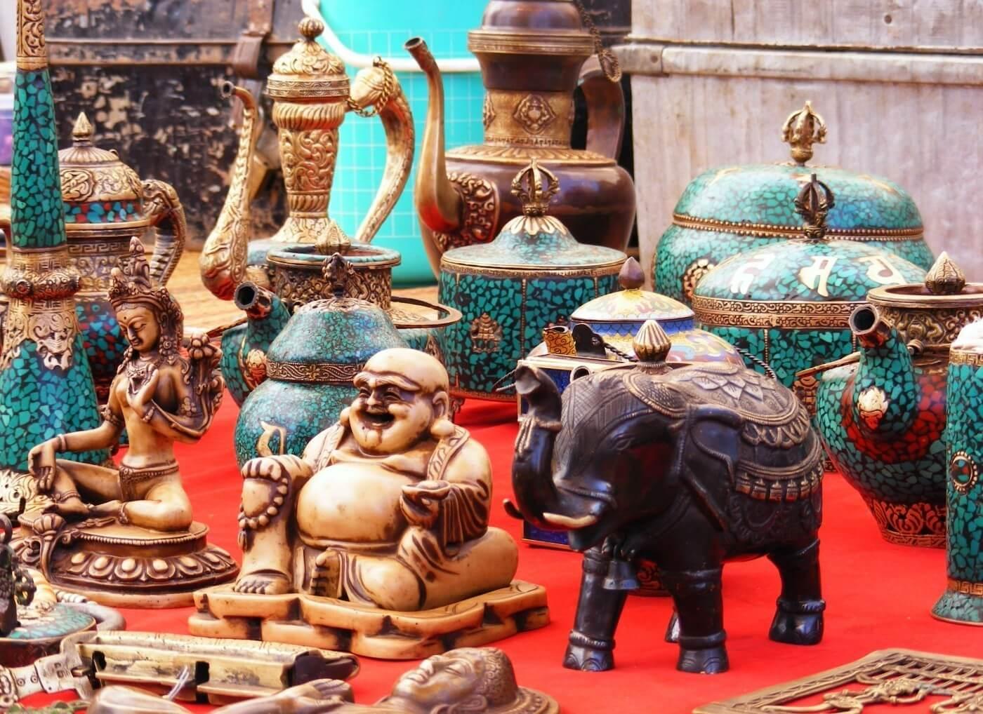 Фото сувениров из Индии