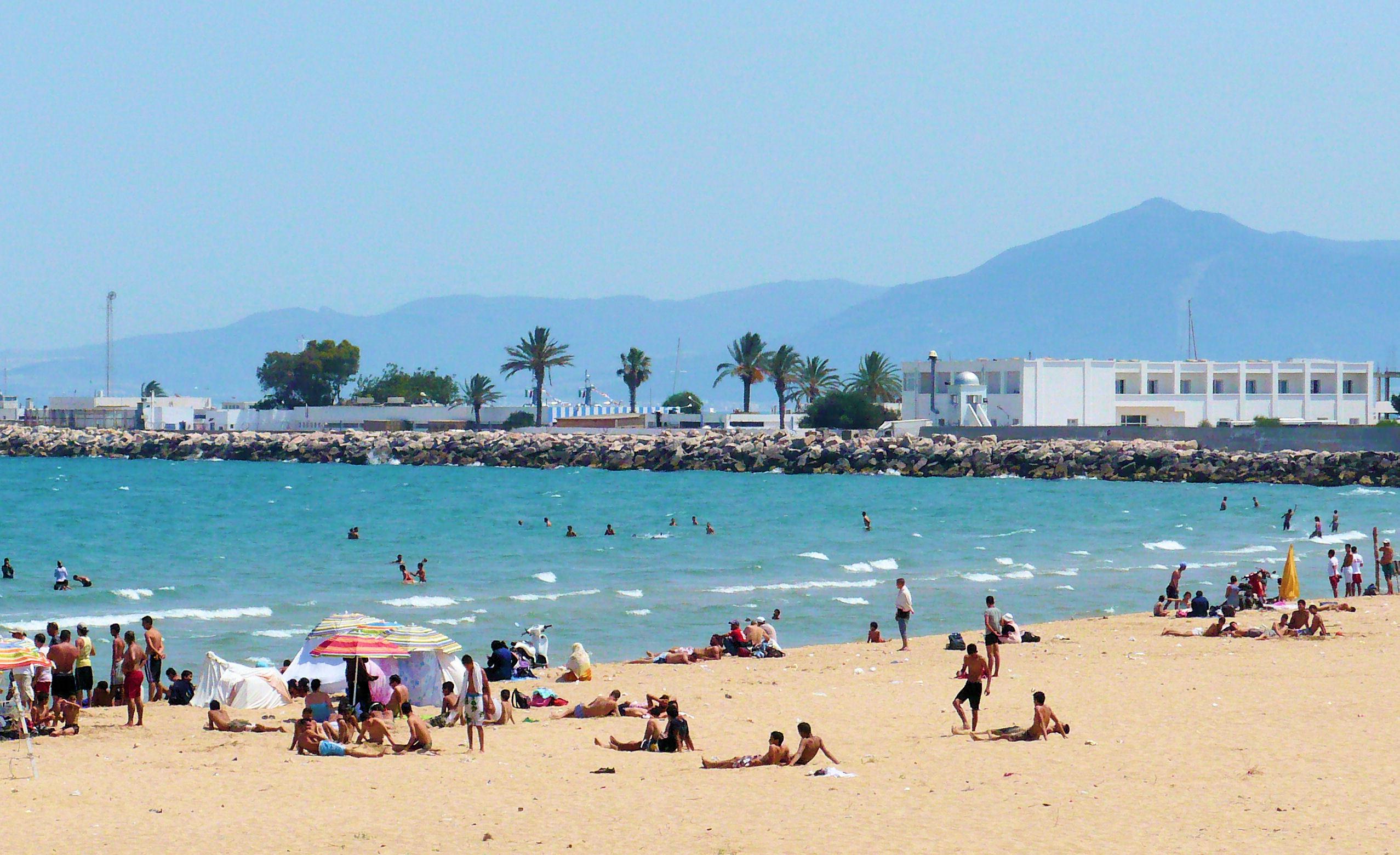 Фото Туниса в октябре